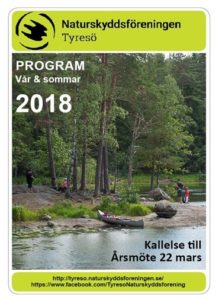 Program Vår och Sommar 2018